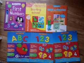 Bundle of kids Learning books NEW