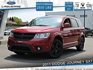 2011 Dodge Journey **SXT*BLUETOOTH*CRUISE* A/C 2 ZONES*HITCH**
