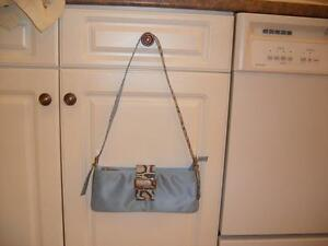 Ladies Blue Hand Bag - Clutch