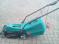 New Bosch rotak 34 lawnmower