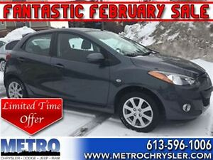 2012 Mazda MAZDA2 ONLY $57+tax biweekly