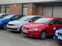 Private Hire Licensed Cars for Rent