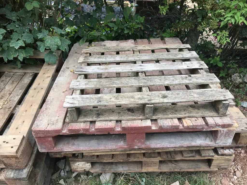 Wooden pallets   in Barnt Green, West Midlands   Gumtree