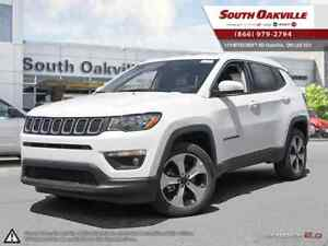 2017 Jeep Compass North | DEMO | HEATED LEATHER | NAVIGATION
