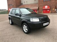 2004*AUTOMATIC*LAND ROVER FREELANDER-TD4 DIESEL BMW ENGINE&GEARBOX-1 FOR.KEEPER-FULL SERVICE HISTORY