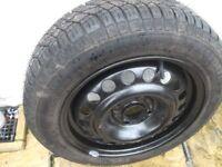 165x65x14 wheel &tyre new