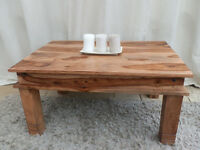 Hardwood Coffee/Side table