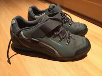 Muddy Fox Mens Cycling Shoe Size 9 Grey colour in very good condition