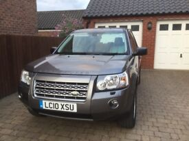 Freelander 2 td4 gs e model