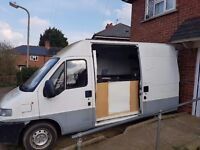 Burger van up for sale £2850 ono