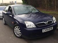 Vauxhall Vectra 2.0 DTi 2004 + FULL SERVICE HISTORY + MOT TILL SEP 2017 + 2 KEEPERS FROM NEW