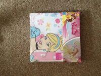Disney princess single duvet set brand new still in packaging