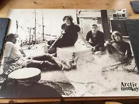 Arctic Monkeys Poster 2009 Tour
