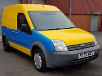 2008 57 FORD TRANSIT CONNECT 1.8TDCi (90PS) T230 LWB High Roof Crew Van **5 SEATER**+NO VAT+MUST SEE