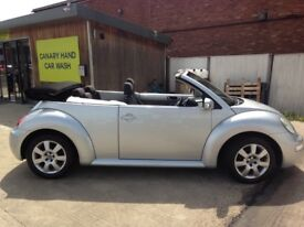 VW convertible beetle