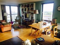 Large double bedroom in friendly shared apartment in private development - Clapham - all inclusive!