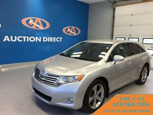 2011 Toyota Venza Base V6, AWD, fINANCE NOW!!