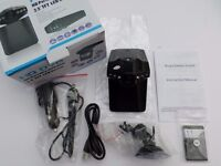 """Car Dash Cam Night Vision Motion Detect Still Camera Video Recorder with a 2.5"""" Flip Rotate Screen"""