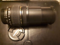 Tamron 28-300mm Di Zoom lens Optical Stabilizer VC Nikon AF-S