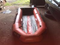 3m Humber inflatable boat