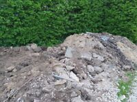Rubble/Hardcore/Soil