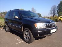 Jeep Grand Cherokee CRD Platinum - Automatic - Diesel