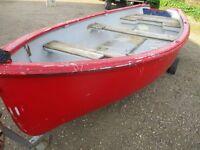 12ft grp dinghy