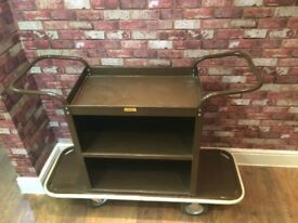 HOUSE KEEPING TROLLEY ---- FORBES OF CALIFORNIA ..