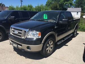 2007 Ford F-150 King Ranch London Ontario image 1