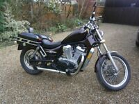 Suzuki Intruder VS700 Retro 1986 Low Miles, MOT'ed & serviced, new tyres.