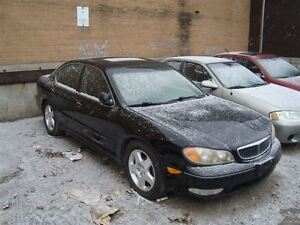2000 Infiniti I30 Luxury ~ LEATHER ~ AS-IS ~
