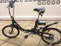 2 electric bikes