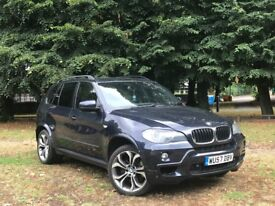 BMW X5 2007 7 SEATER/FULL M-SPORT AERO KIT+40D REPLICA+BARGAIN+3.0L DIESEL AUTO+P/X WELCOM+CHEAP CAR