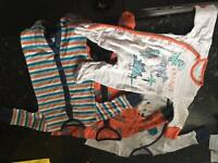 Huge bundle of baby boy clothes from birth to 6 months