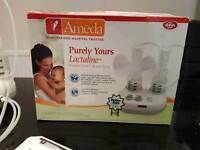 AMEDA LACTALINE DUAL ELECTRIC BREAST PUMP