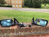 BMW E46 mirrors