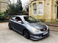 2006 Honda Civic type r premier edition,civic type r,k20,ep3,type r,Honda,premier edition,