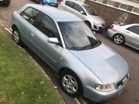 2004 Audi A3 Diesel S Line Immaculate MOT. TAX. PERFECT DRIVE WARRANTY