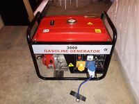 3000w petrol generator