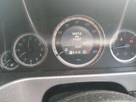 Mercedes-Benz E220d Auto Black
