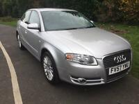 Audi A4 SE tdi 2008 auto 2.0 diesel 1 year MOT 125k miles HPI clear part exc negotiable
