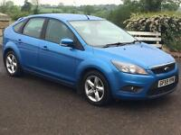 2009 FORD FOCUS (LOVELY BLUE) PERFECT CONDITION
