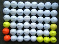 48 Immaculate Srixon golf balls AD333tour/AD333, Softfeel, Marathon soft, Ultisoft, Distance
