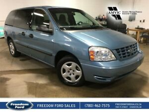 2007 Ford Freestar Wagon Air Conditioning, 3rd Row Seats