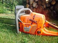 Husqavarna 390 XP Chainsaw