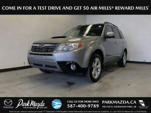 2010 Subaru Forester XT Limited AWD - NAV, Heated Front Seats, A
