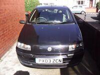 Fiat punto 2003 1.2 active petrol