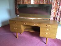 Vintage / Retro Schreiber Dressing Table 1960s