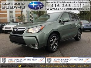 2014 Subaru Forester 2.0XT LTD Package w/Eyesight & Multimedia O