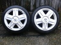 Renault Clio rims only x 4 no tyres